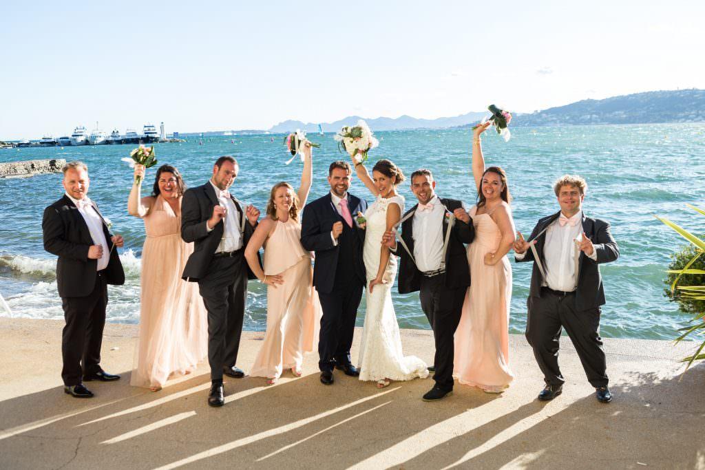 wedding on the Frenc riviera- Le bonheur- Alliance Rêvée