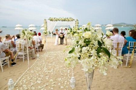 wedding ceremony- Alliance Rêvée