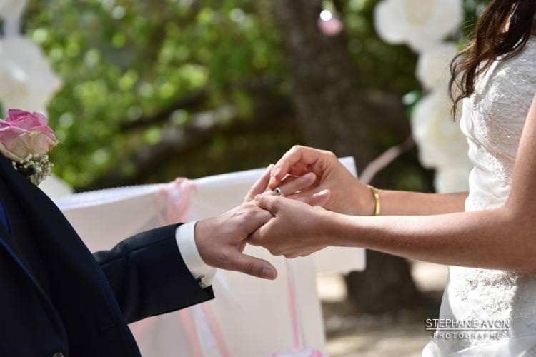 Alliances-Country wedding- Alliance Rêvée- France
