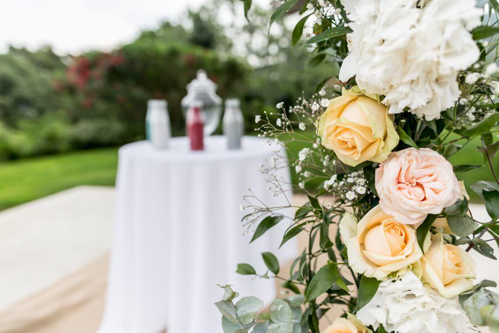 Mariage Vanessa et Mickaël- Cérémonie de mariage- Alliance Rêvée