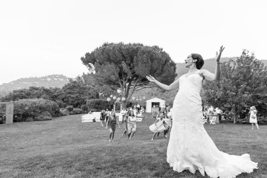 Coordination de mariage- Lancer de bouquet- Alliance Rêvée