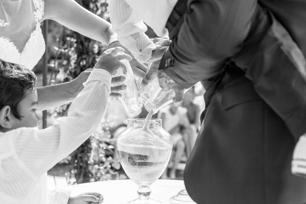 Coordination de mariage- Rituel du sable- Alliance Rêvée