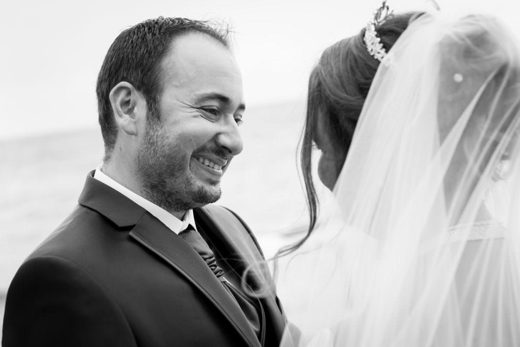 Mariage féerique- Emotion du marié- Alliance Rêvée