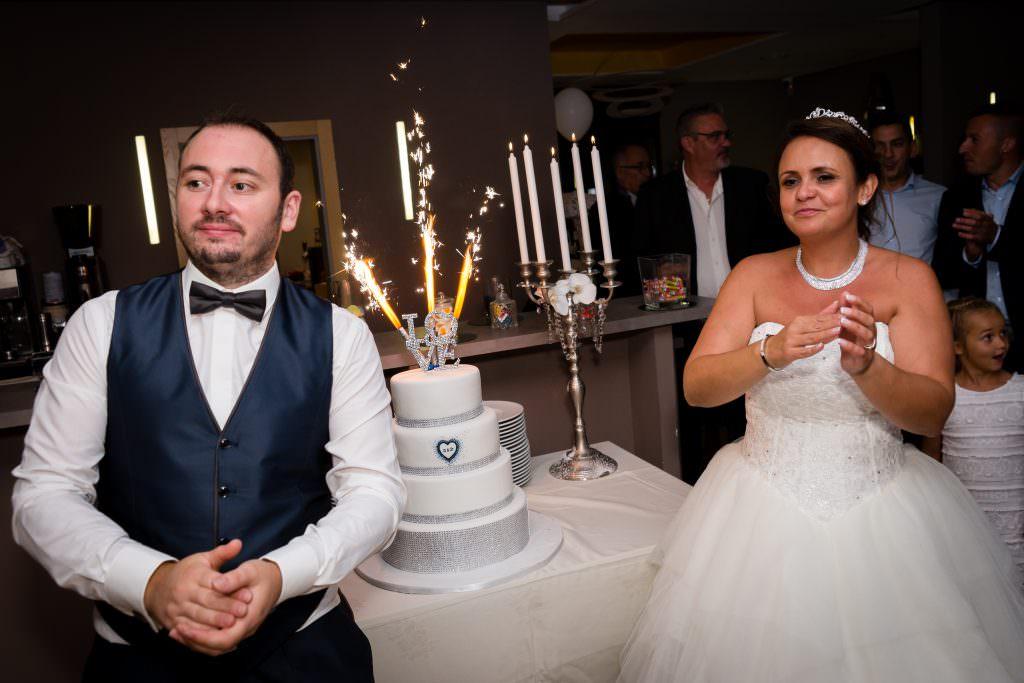 Mariage féerique - Wedding cake - Alliance Rêvée