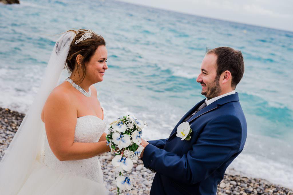 Mariage féerique- Bouquet de mariée éternel- Alliance Rêvée