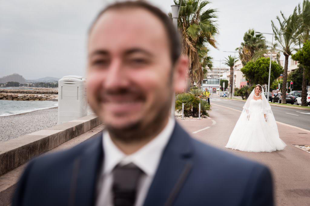 Mariage féerique - Séance découverte Cagnes sur mer - Alliance Rêvée
