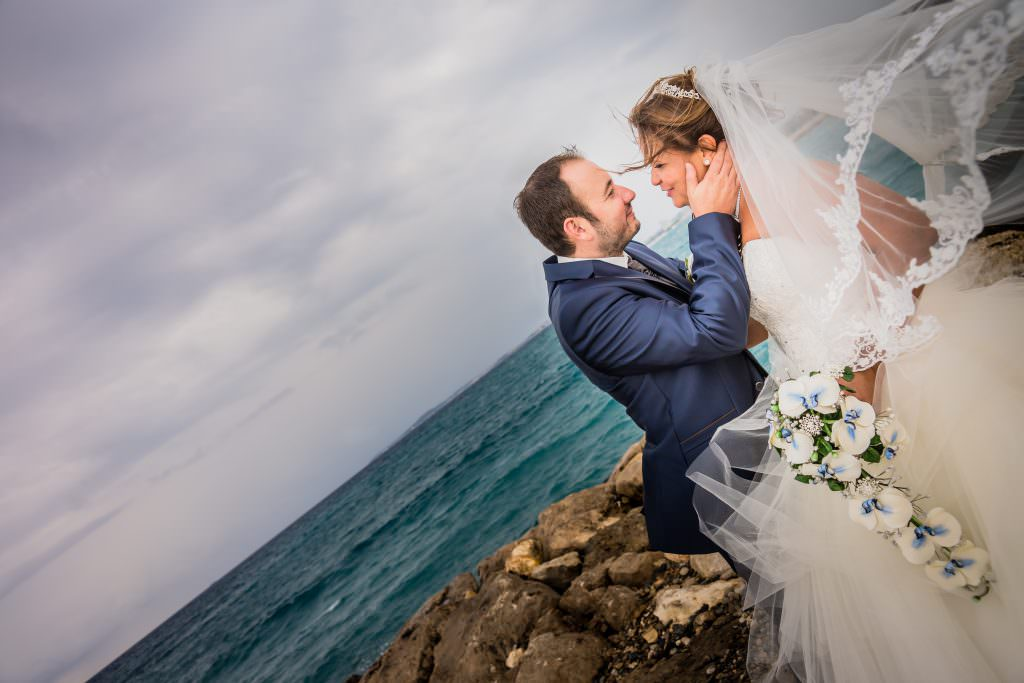 Corrine and Damien - French Riviera wedding- Alliance Rêvée