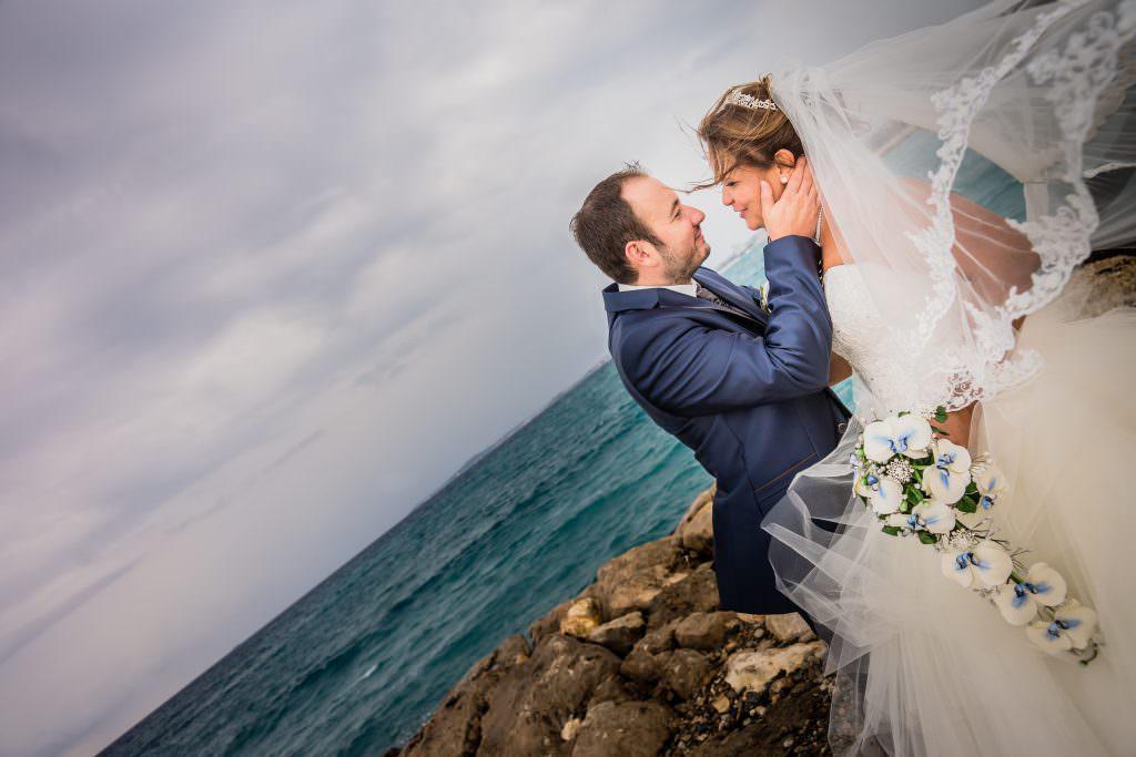 Corrine et Damien - Mariage Cagnes sur Mer- Alliance Rêvée