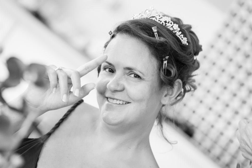 Mariage féerique - Coiffure mariée - Alliance Rêvée