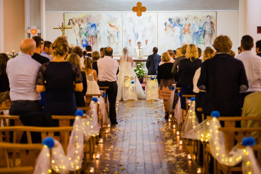 Mariage féerique- Mariage féerique à l'église- Alliance Rêvée