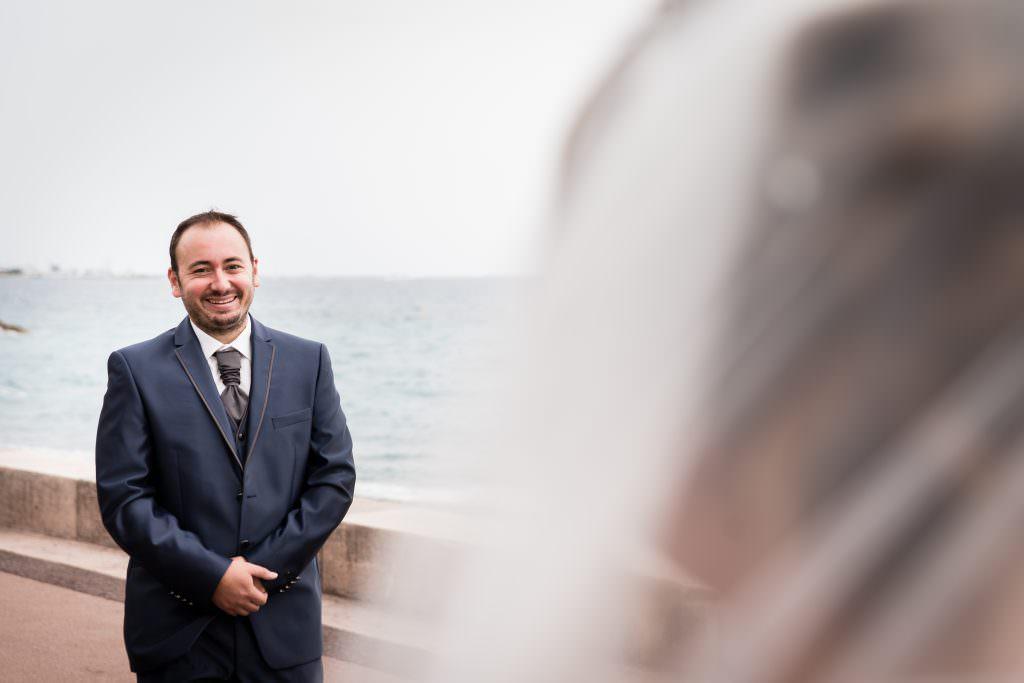 Mariage féerique - Séance découverte bord de mer- Alliance Rêvée