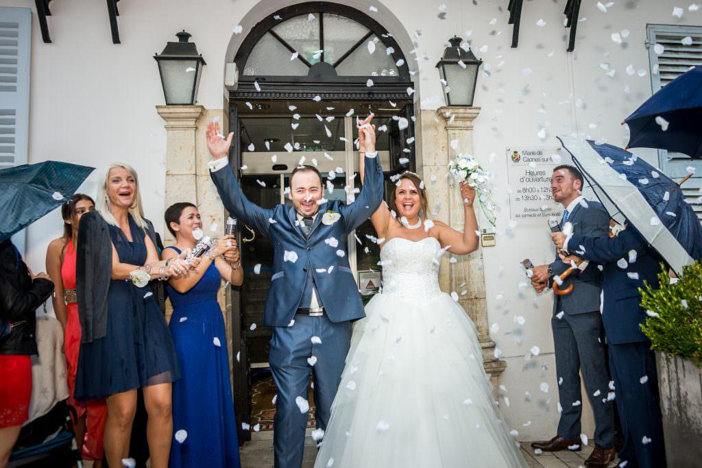 Mariage féerique - Canon pétales- Alliance Rêvée