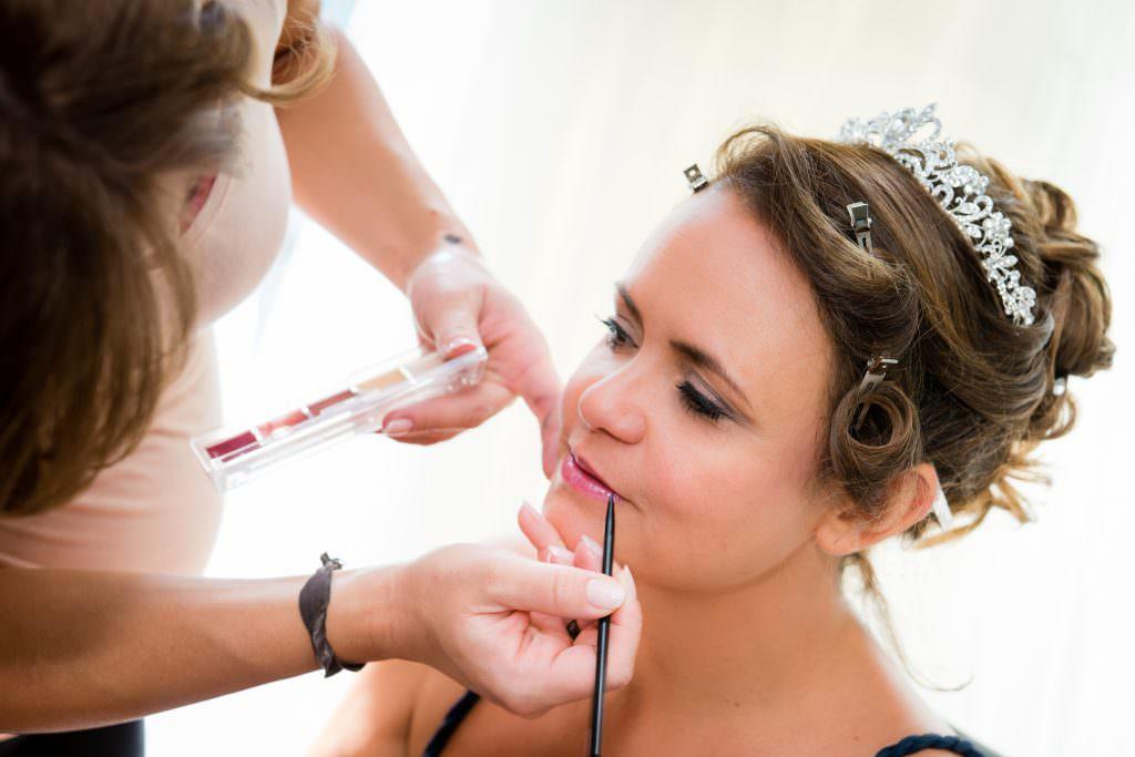 Mariage féerique - Maquillage mariée - Alliance Rêvée