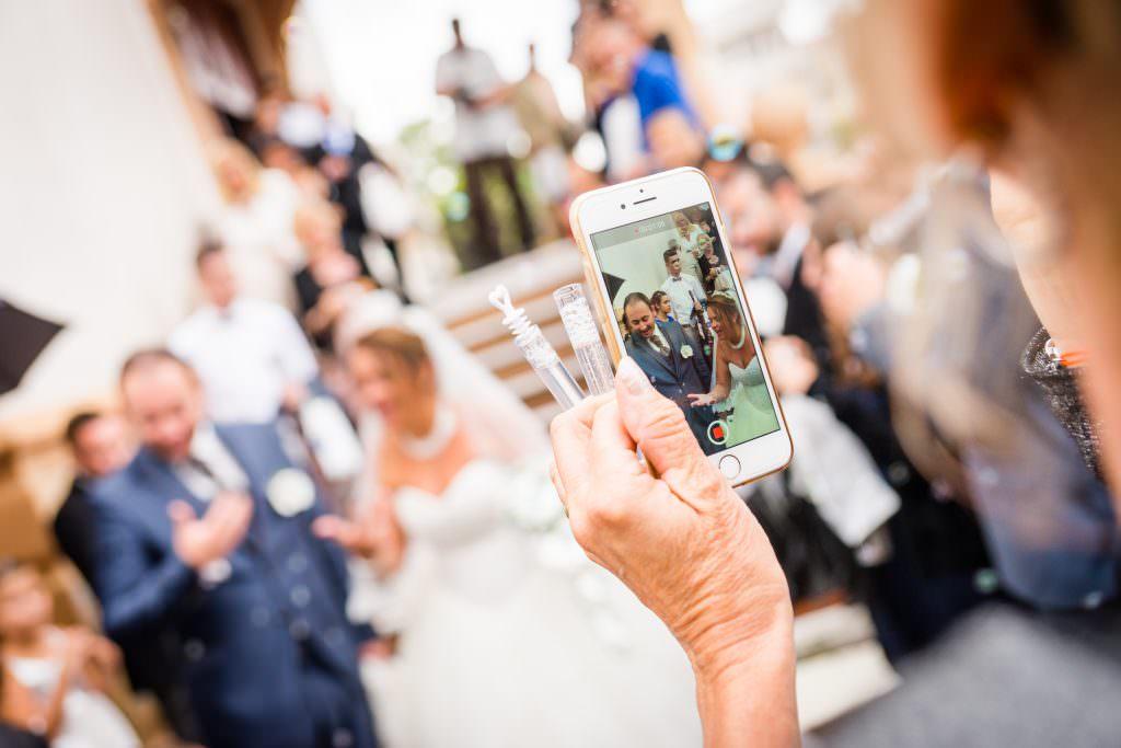 Mariage féerique - Photo de mariage insolite- Alliance Rêvée