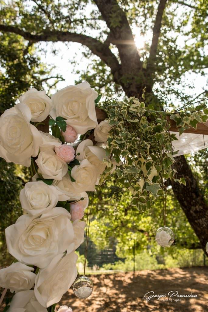 Mariage rétro champêtre- cérémonie champêtre chic- Alliance Rêvée