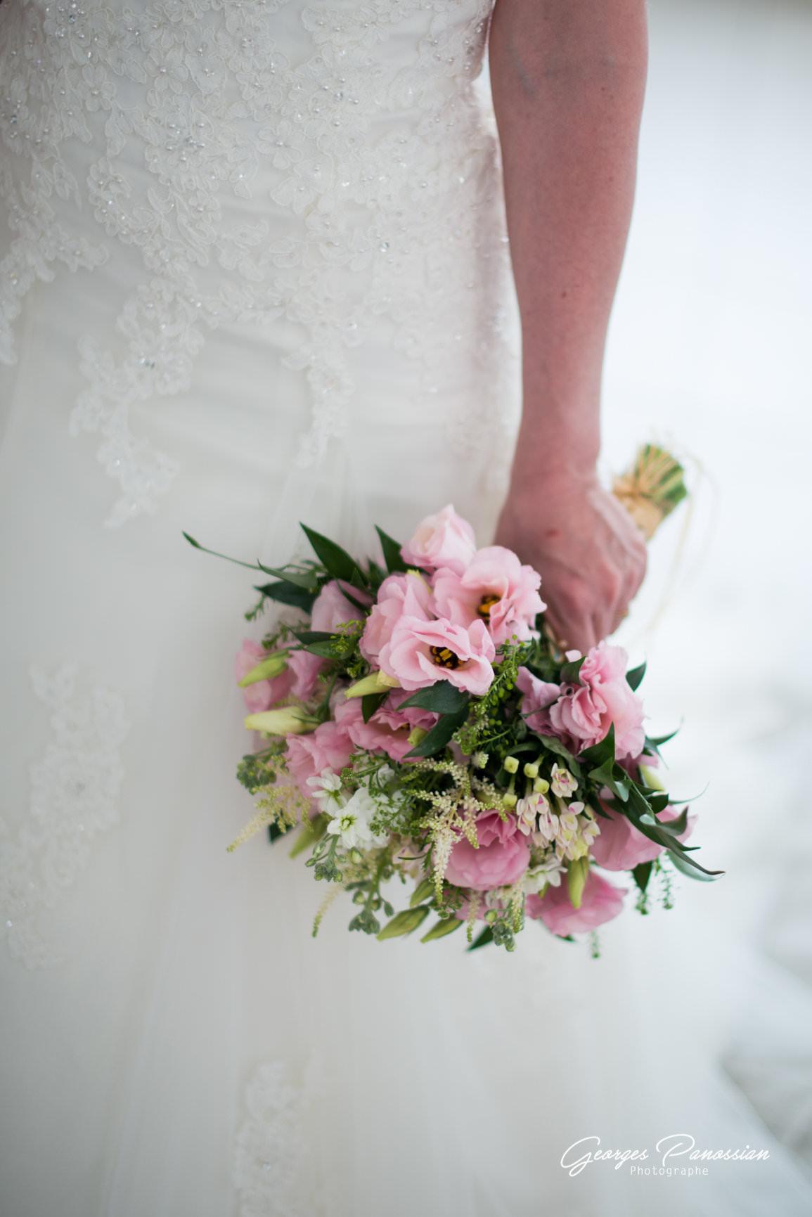 Mariage rétro champetre- Bouquet de mariée champetre- Alliance Rêvée
