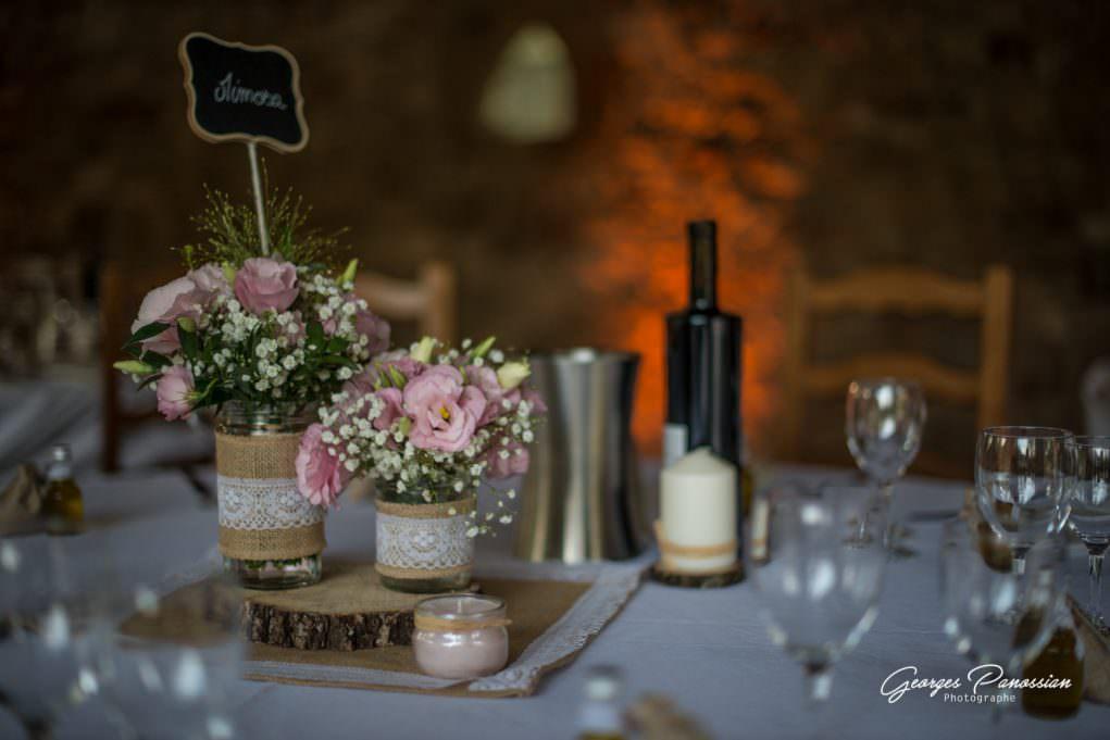 Mariage rétro champetre- Déco champetre- Alliance Rêvée