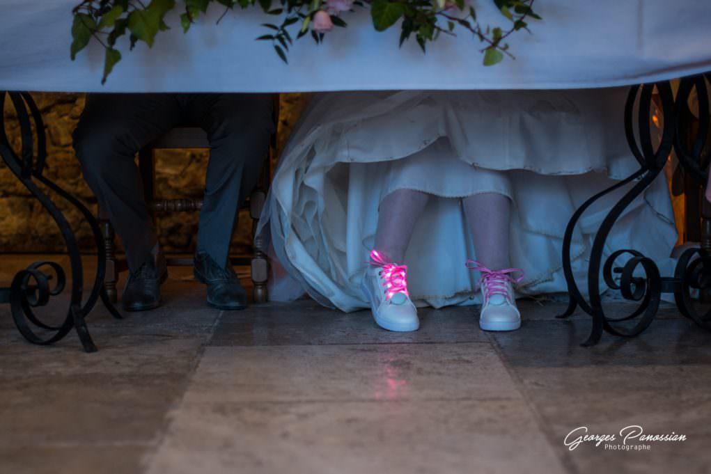 mariage rétro champêtre- La mariée en basquette- Alliance Rêvéee