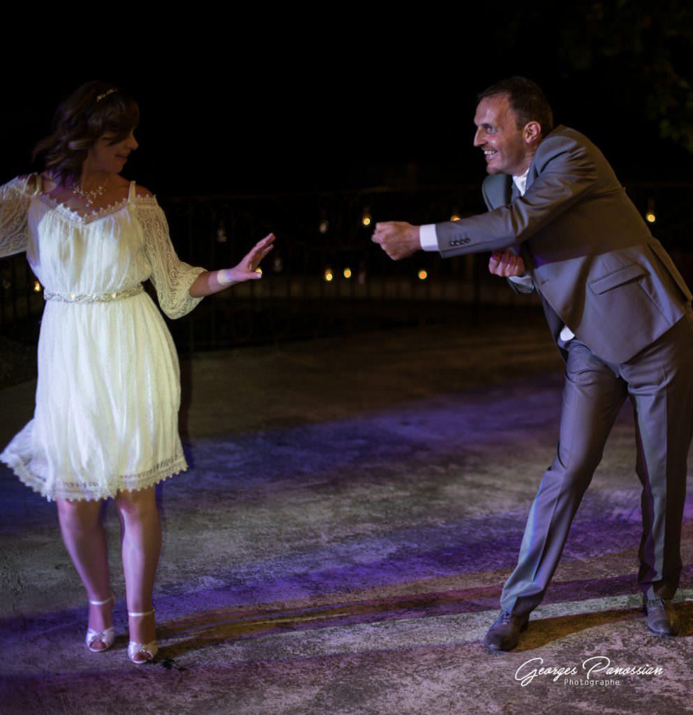 Mariage rétro champêtre- Chorégraphie mariés- Alliance Rêvéee