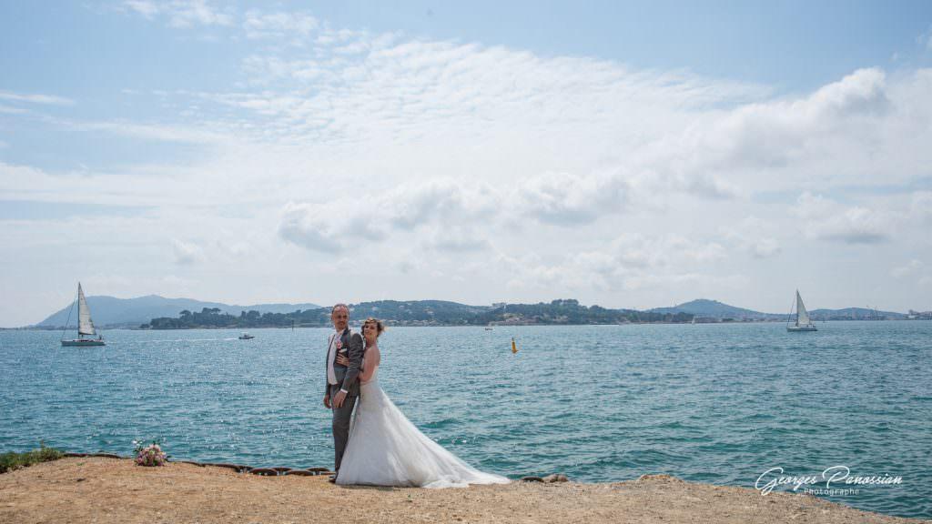 Mariage rétro champêtre- Mariage bord de mer- Alliance Rêvée