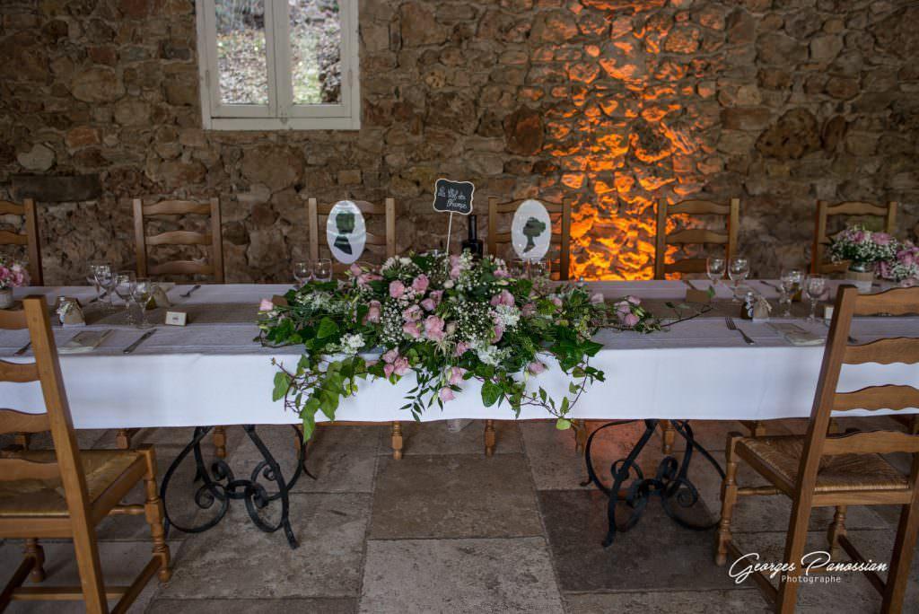 Mariage rétro champetre- Déco de table rétro champêtre - Alliance Rêvéee