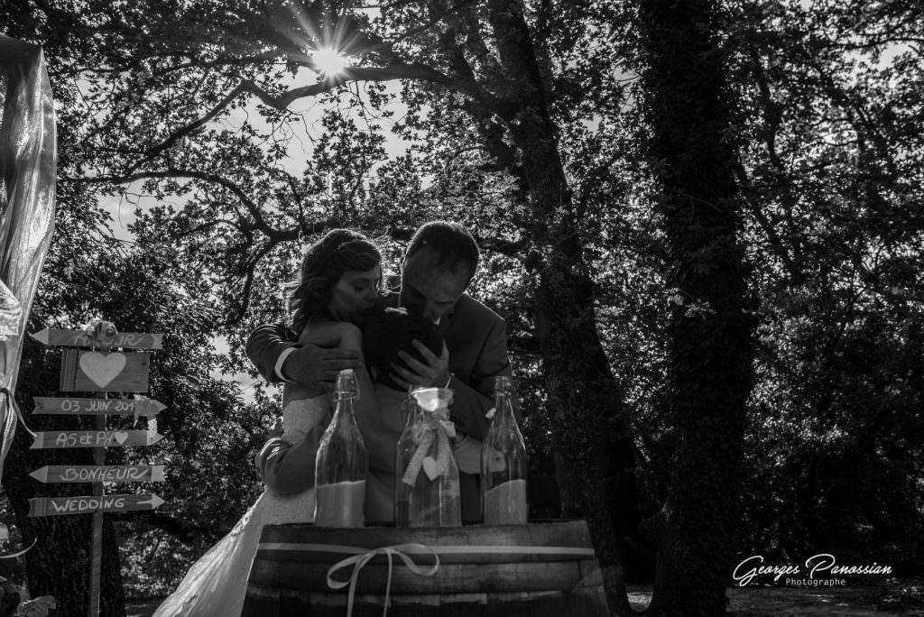 Mariage rétro champêtre- Famille- Alliance Rêvée