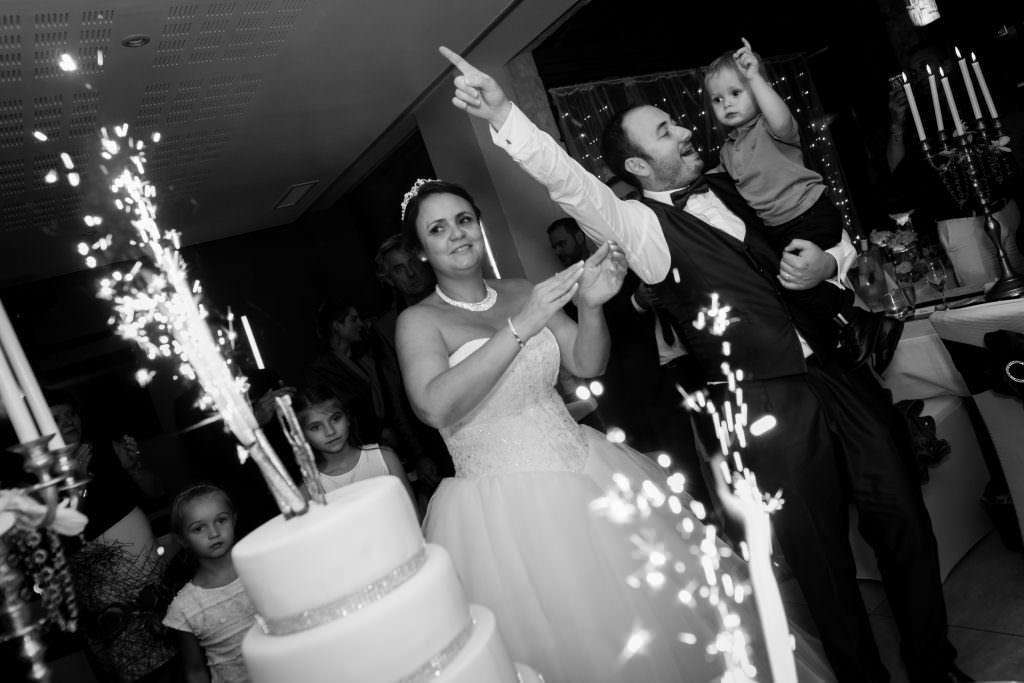 Mariage féerique - Wedding cake- Alliance Rêvée