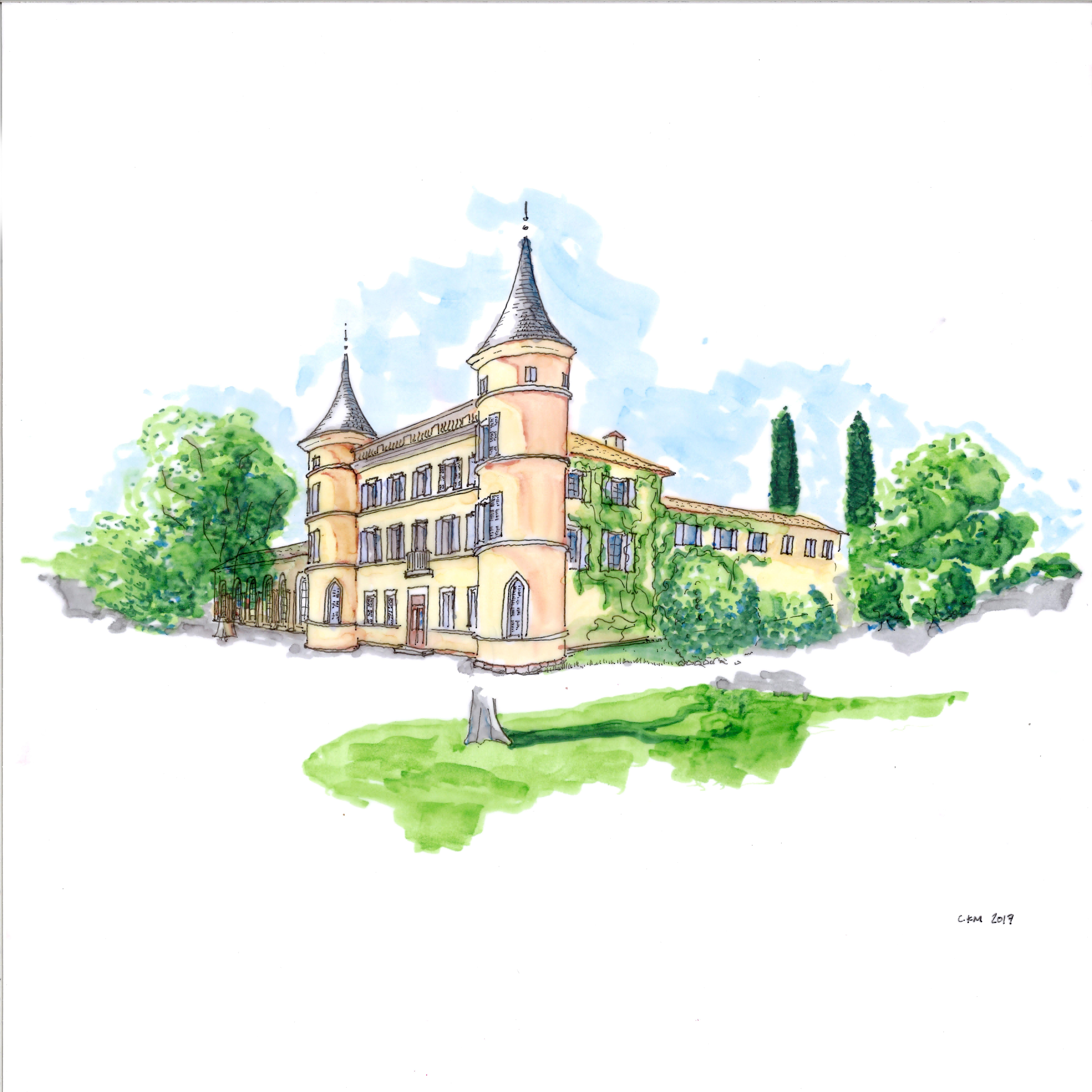 Mariage Provence- Faire-part mariage - Alliance Rêvée