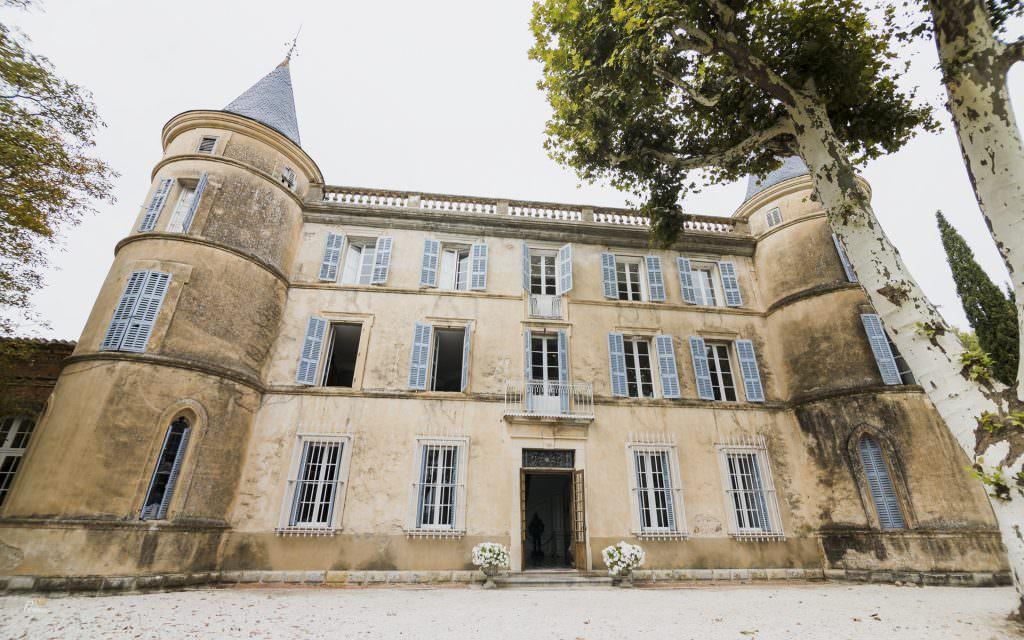 Mariage Provence- Château de Mariage- Alliance Rêvée