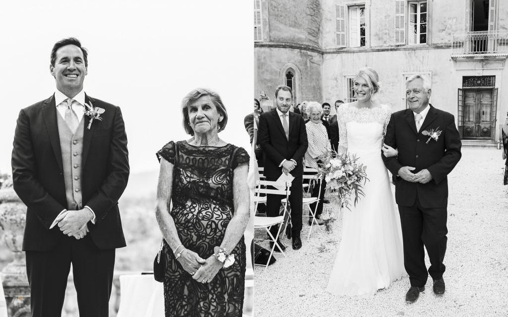 Mariage provence- Cérémonie de mariage- Alliance Rêvée