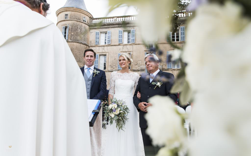 Wedding in provence- luxurious wedding- Alliance Rêvée