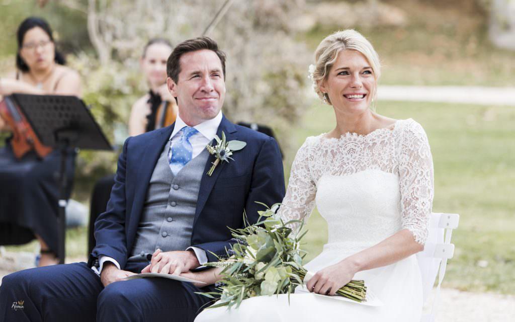 Mariage provence- Mariés - Alliance Rêvée