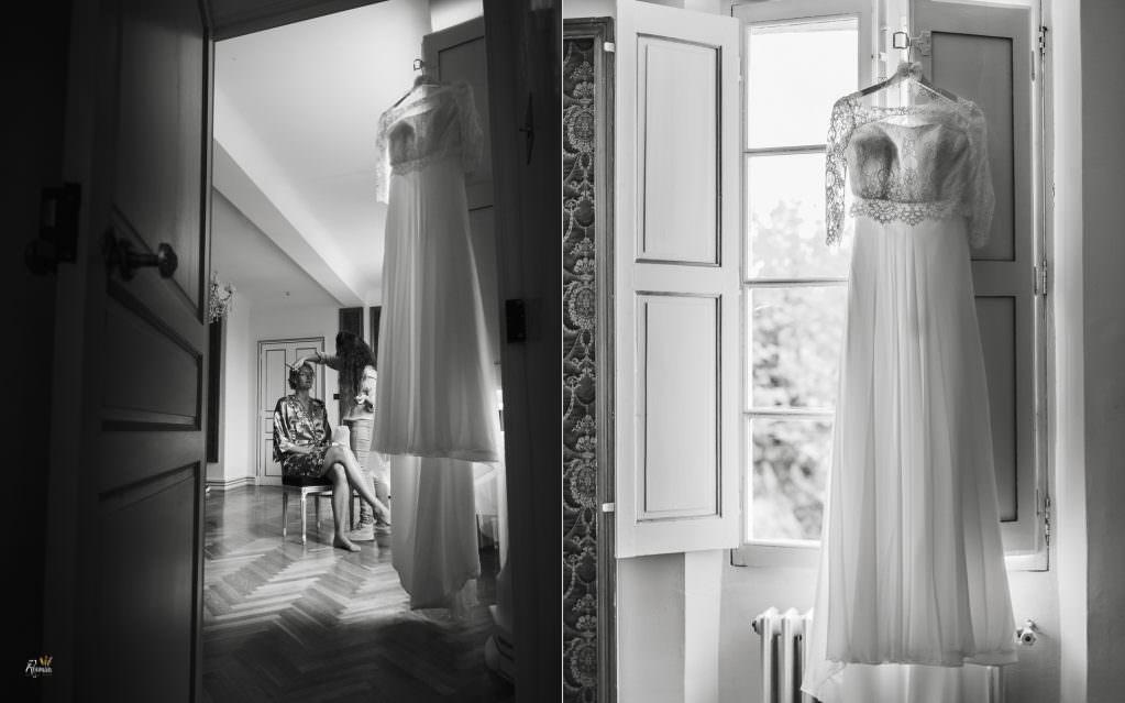 Mariage provence- Robe de Mariée- Alliance Rêvée