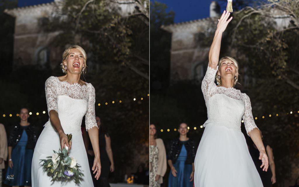 Wedding in provence- Bride's bouquet- Alliance Rêvée