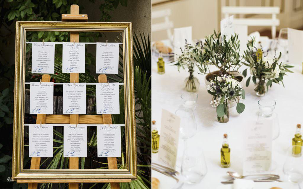 Mariage Thème Provence- Décoration de mariage- Alliance Rêvée