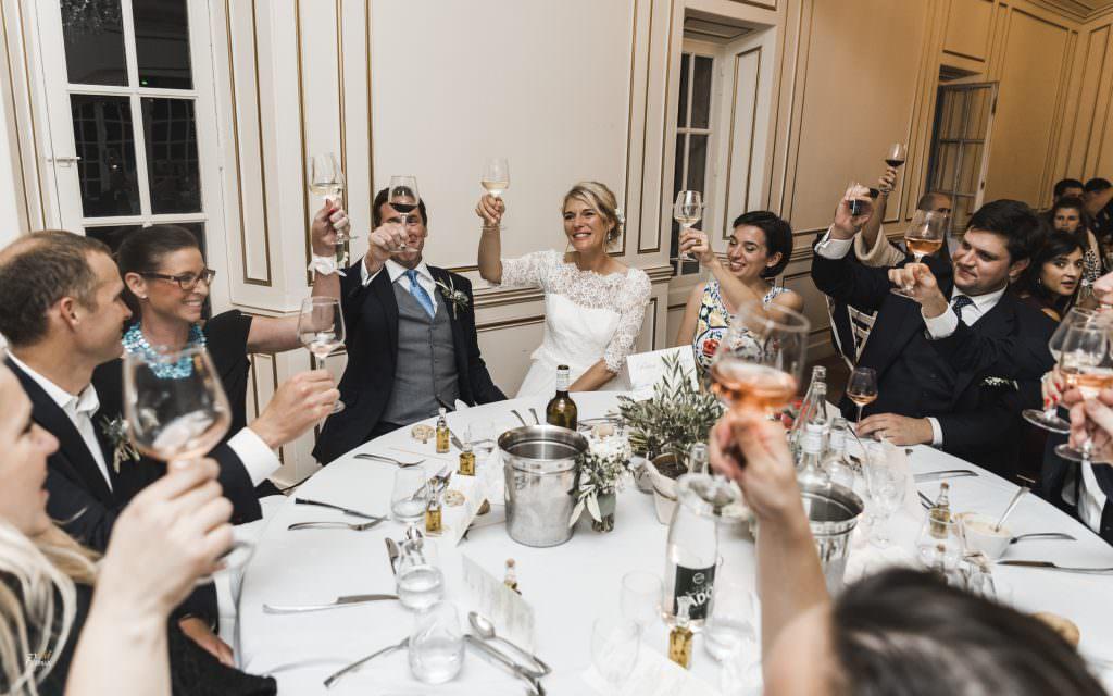 Mariage provence- Toast mariés- Alliance Rêvée