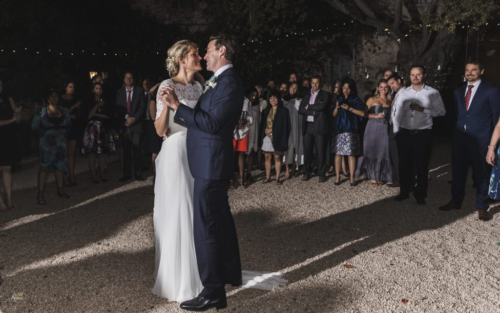 Wedding in provence- First dance- Alliance Rêvée