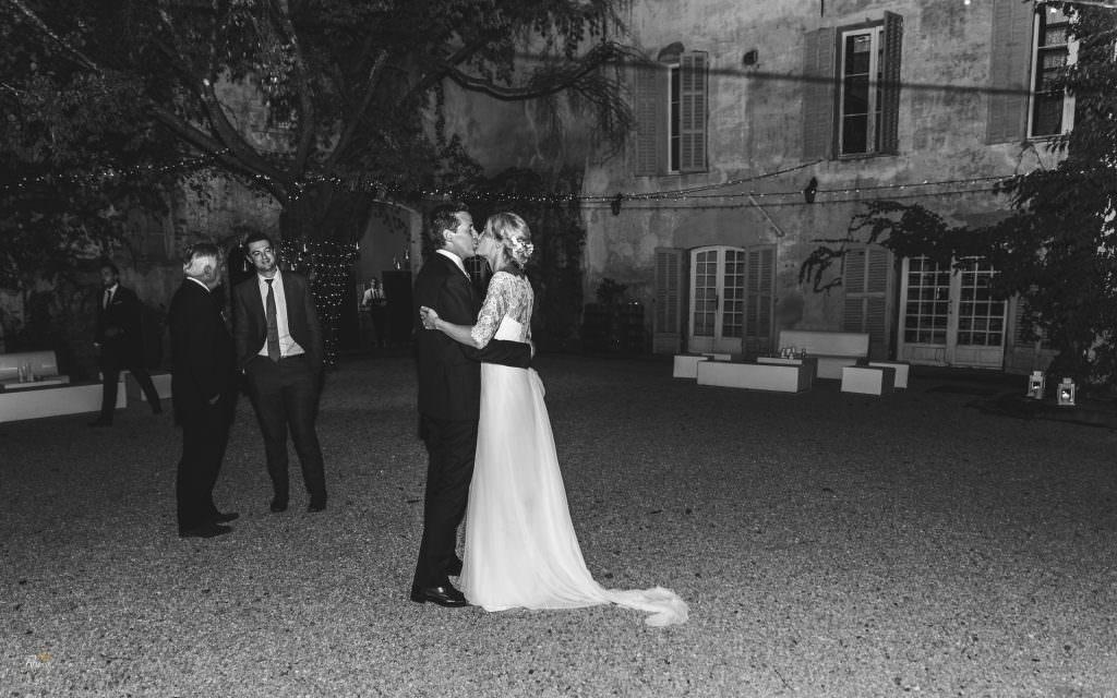 Mariage provence- Ouverture de Bal- Alliance Rêvée