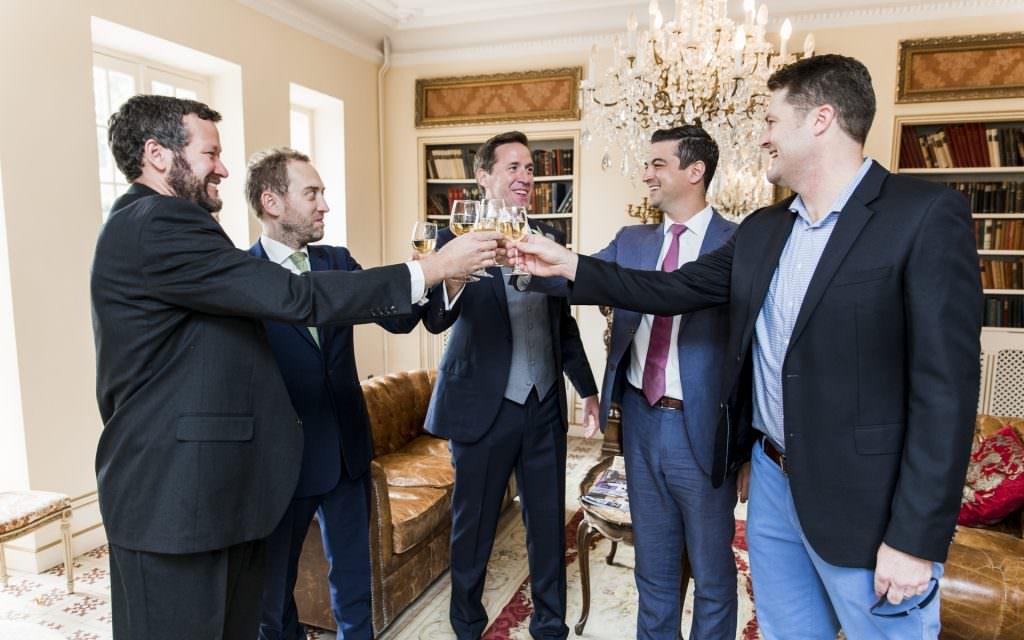 Mariage provence- Toast mariage- Alliance Rêvée