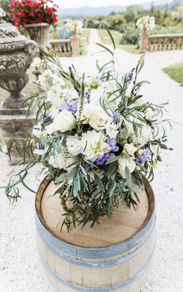 Mariage provence- Déco de cérémonie- Alliance Rêvée