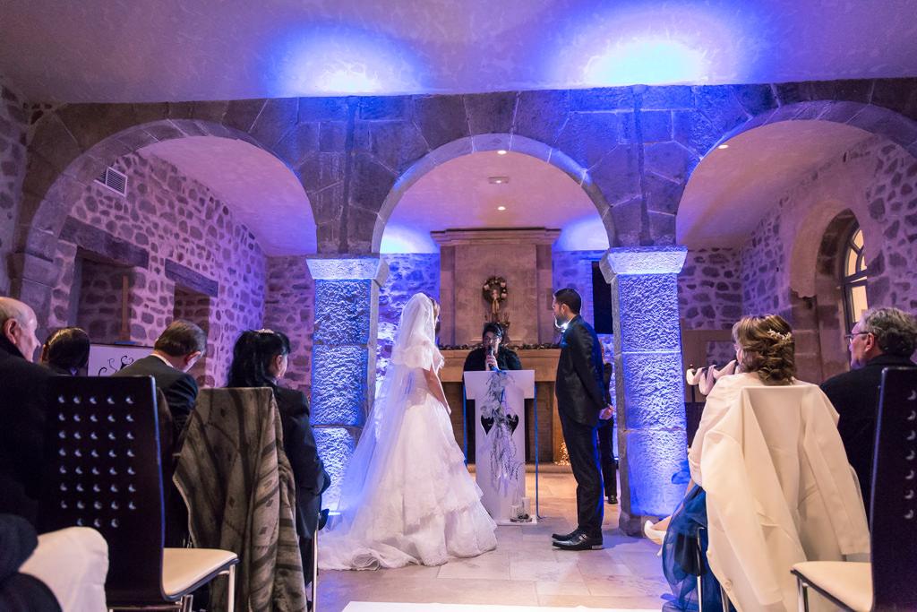 Mariage hivernal-Alice aux pays des merveilles- Cérémonie mariage hivernal- Alliance Rêvée