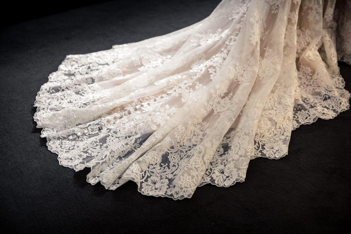 Dulce et Cédric- Robe de Mariée- Alliance Rêvée