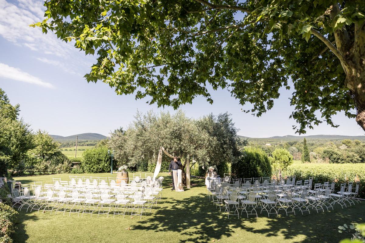Dulce and Cédric- Wedding ceremony - Alliance Rêvée