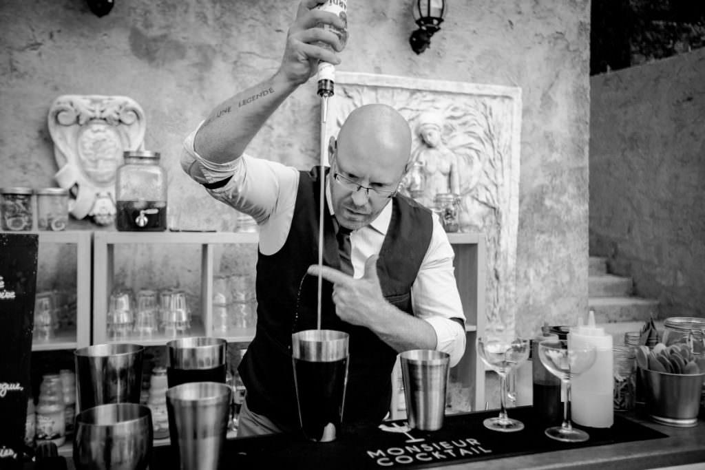 Barman évènementiel- Alliance Rêvée