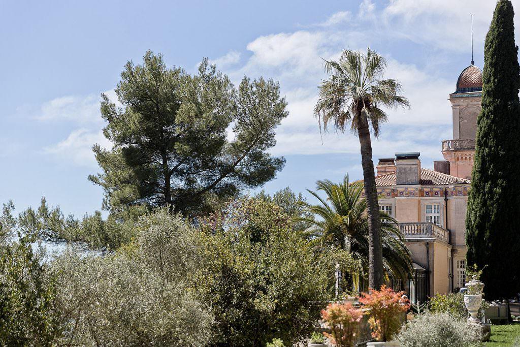 Château de la côte d'Azur- Alliance Rêvée