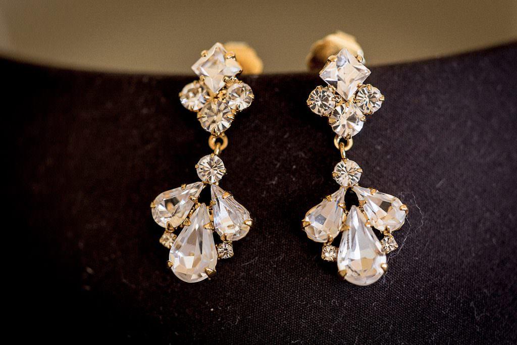 Bride earrings- Alliance Rêvée