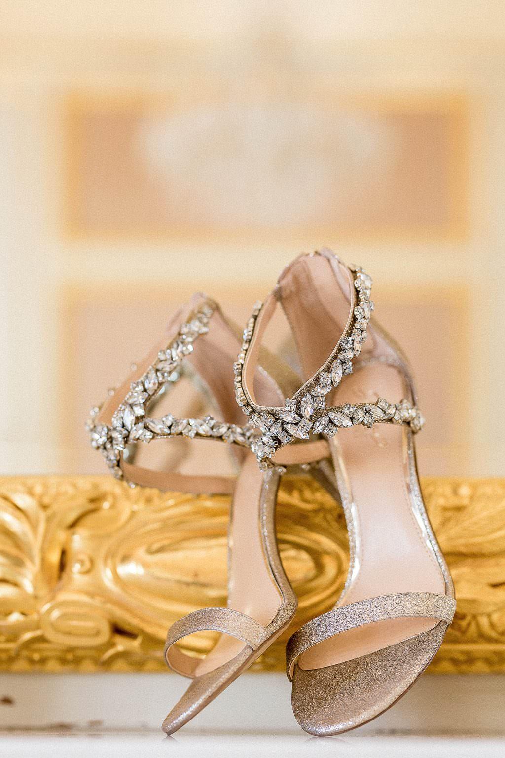 Chaussure mariée- Alliance Rêvée