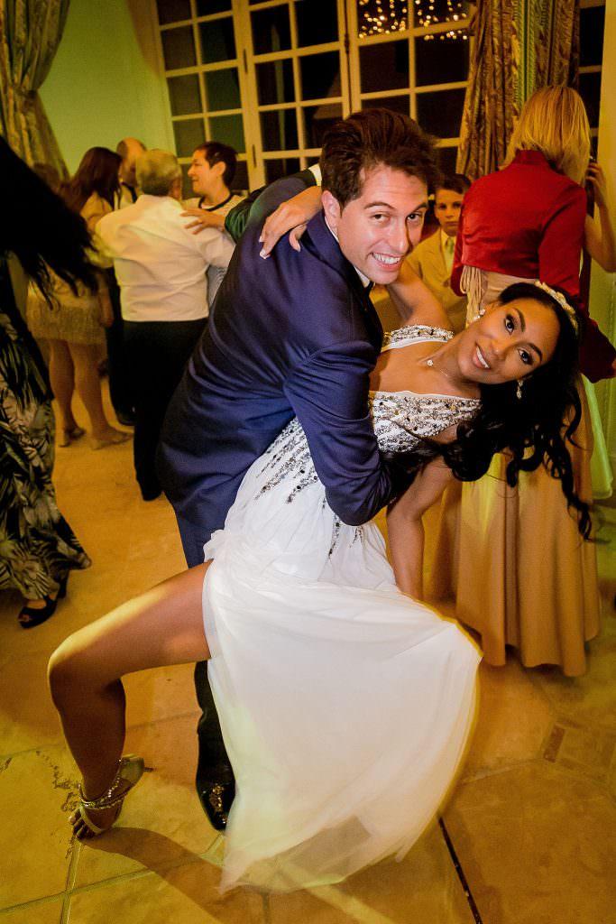 Mariés danseurs- Alliance Rêvée