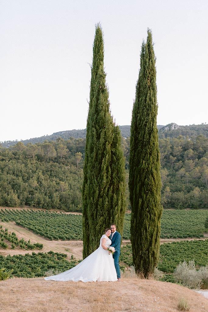 Mathilde et Julien- Mariage Var