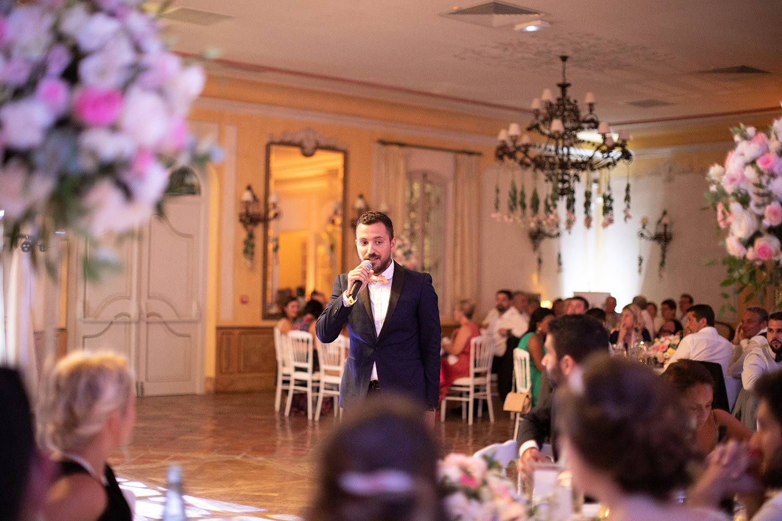 Speech - Destination wedding between the French Riviera and Provence